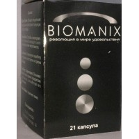 Biomanix - capsules to increase potency