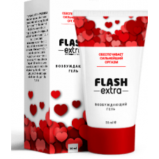 FLASH EXTRA - Exciting gel
