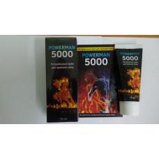 POWERMAN-5000 - Cream for increasing the length and volume