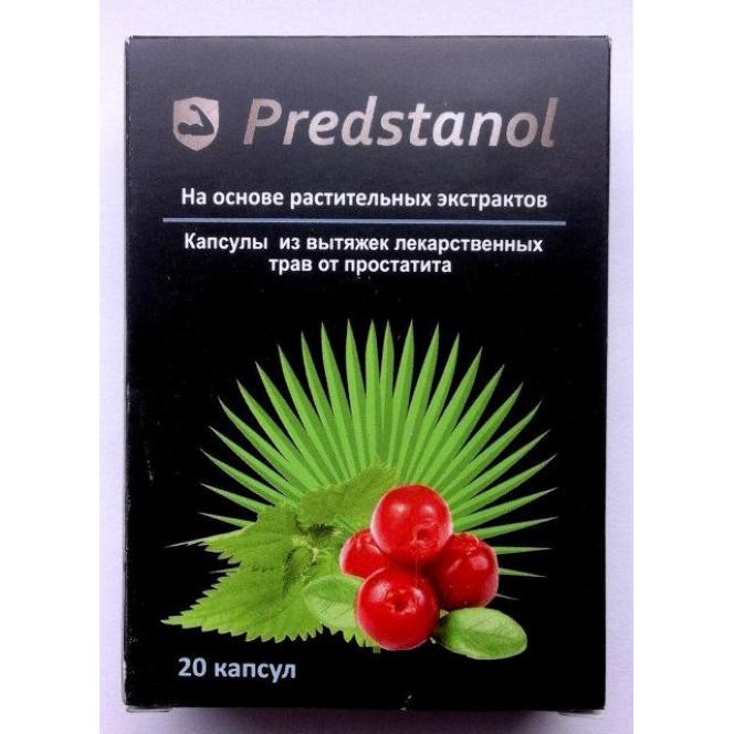 Predstanol - Capsules for prostatitis