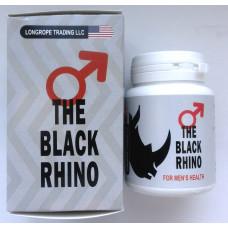 The Black Rhino - Capsules for restoring potency