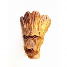 Bowl for a handmade hookah of Groot