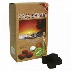 Cocoshisha coal (Koko Shisha) 72 cubes 25*25*25