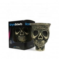 Bowl for a hookah I fanet GrynBowls Cranium (Skull)