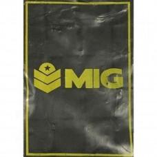 Mig coal (Mig) of 1 kg 72 cubes