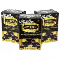 Amy Gold coal of 72 pieces.