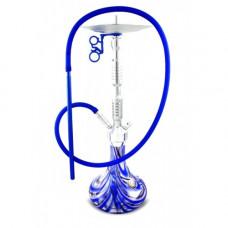 AMY DELUXE 073.01 (AMY DELUXE) ALU SIERRA SILVER-BLUE AOALU - BU