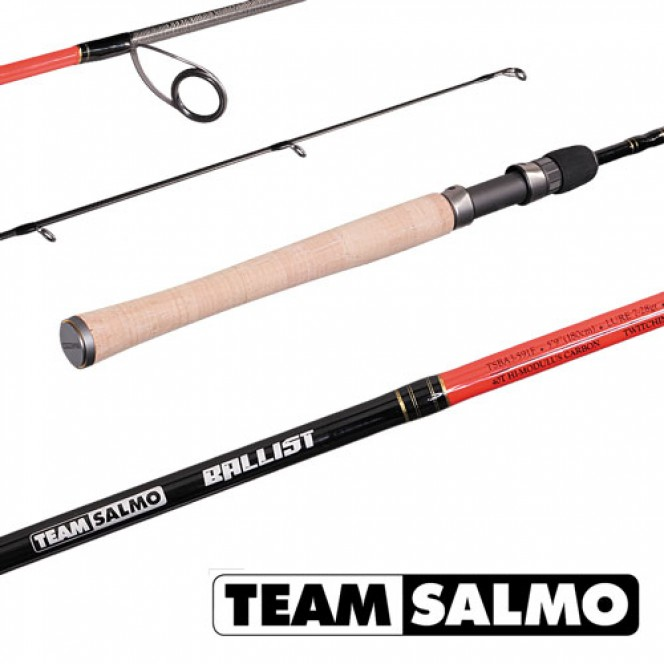 Fishing-rod of Team Salmo Ballist 5.9 ft 7-28