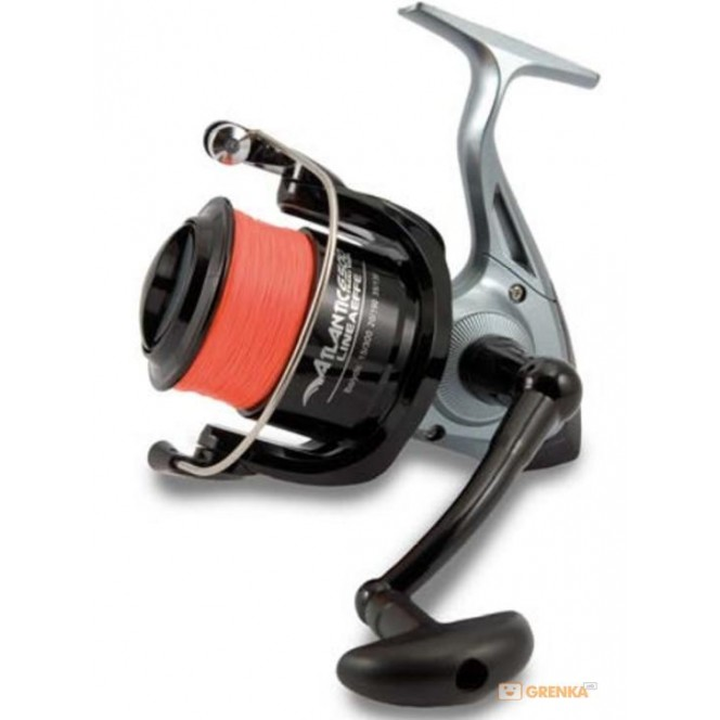 The Lineaeffe Atlantic FD 55 coil with a fishing line (1346555)