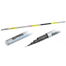 Swing telescopic fishing-rod of Fishing Roi Fiesta Telepole of 8.00 m to 25gr (225-13-800)