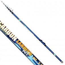 Rod with rings of JINTAI Landing Carbon Bolo Rod of 6.00 m (9999904)