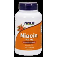 Vitamin B3, 21st Century, 500 mg, 110 Tablets, 10626