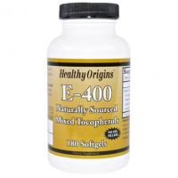 Vitamin E, Vitamin E, Healthy Origins, 1000 IU, 120 Capsules, 14282