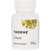 Vitamin D-10 000, Vitamin D, Thorne Research, 60 capsules, 14718