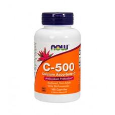 Vitamin C-500, Rose Hips, Now Foods, Rose Hips, 250 Tablets, 19168