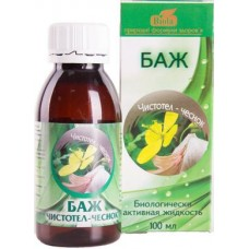 BAJ, celandine-garlic, Biola, 100 ml, 21472