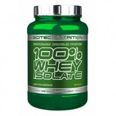 Whey Protein, 100% Whey Isolate, Strawberry, Scitec Nutrition, 700 g, 25633