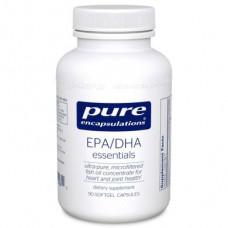 Essentials EPA / DHA Essentials, Pure Encapsulations, 90 Capsules, 30364