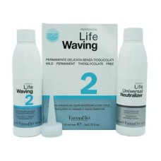 Biowave for natural and colored hair Life Waving 1, 00121