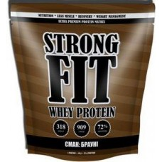 Brownie Protein, PowerPro, 909 g, 24877