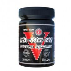 Mineral complex Calcium-Magnesium-Zinc 150 tablets, 32065