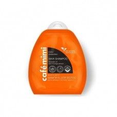 Hair shampoo, color protection and shine, doy-pack, Cafemimi, 250 ml, 33324