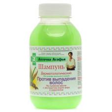 Shampoo against hair loss, Granny Agafia, 300 ml, 03334