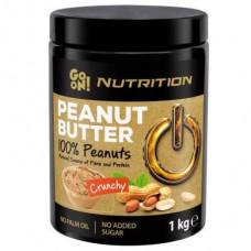 Peanut Butter, Crunchy, GoOn Nutrition, 1000 g, z01619