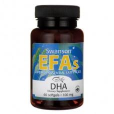 Fish Oil, Ecomega Epa / Dha, Swanson, 180/120 mg, Lemon Flavor, 120 Softgels, z02517