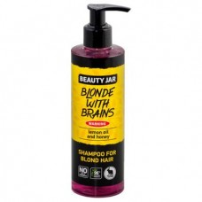 Shampoo for blondes