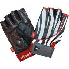 Gloves NINE-ELEVEN MFG 911, Mad Max, zebra, size M, Z07502