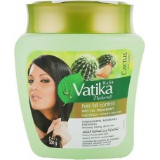 Hair mask for hair loss, Vatika Naturals Hair Fall Control, Dabur, 500 g, Z08142