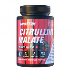 L-Citrulline, Vansiton, Wild Berry Flavor, 300 g, Z09709