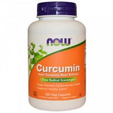 Curcumin, Curcumin, Now Foods, 120 Capsules, 05536