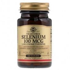 Selenium, Selenium, Puritan's Pride, 200 mcg, 250 Tablets, Z09691