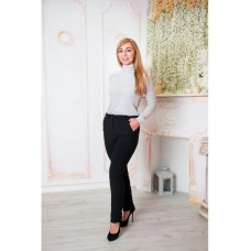 Fashionable Valencia Pants in Black for Women (SZ-7279)