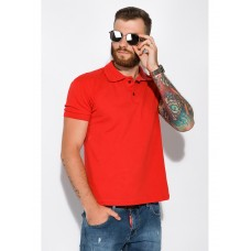 Basic polo 168F158 (Red) TS-