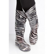 Boots for women 160P27 (Zebra) TS-