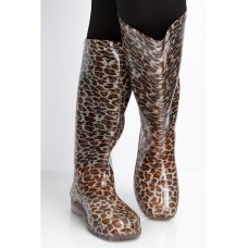 Boots for women 160P16 (Leopard) TS-