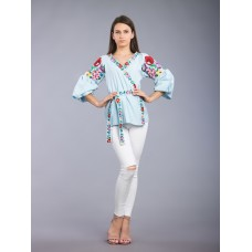 Beautiful womens embroidered blouse (gbv-40-01)