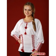 Embroidered stylish blouse (gb-127-11)