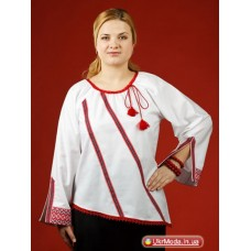 Beautiful embroidered shirt for women (gb-106-03)