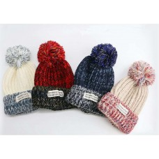 Winter Sooner knitted hat with balabol